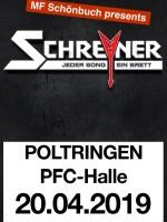 MF Schönbuch Rocknacht mit Schreyner